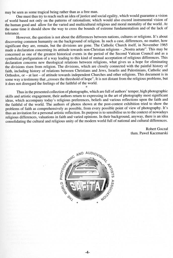 tekst do wiary i wierni po angielsku str.2